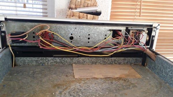 Horno teka ht 610 no me funciona la resistencia inferior y for Horno electrico teka precio