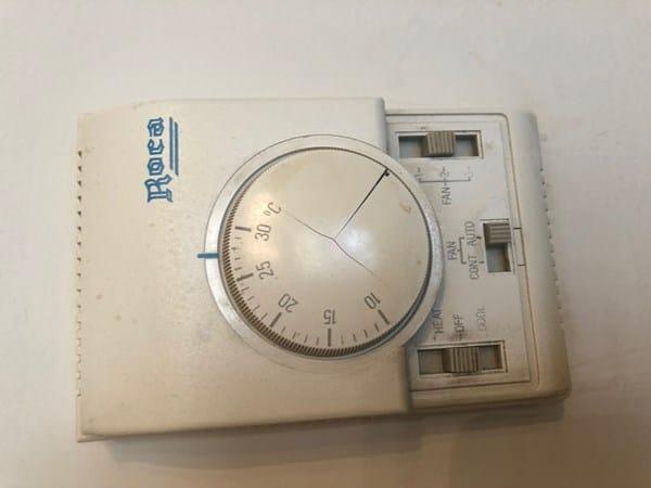 Cambiar termostato roca por digital calefacci n y aire acondicionado - Aire acondicionado roca ...