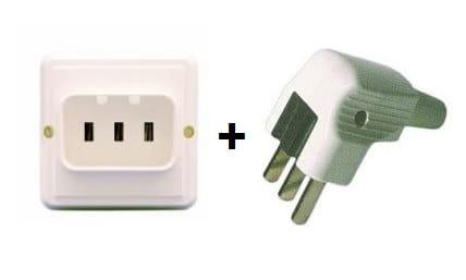 Amperios necesarios para interruptor autom tico - Enchufes para hornos ...
