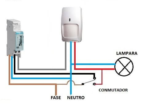 La Luz Se Enciende Con El Sensor De Forma Intermitente Ingenier A Electr Nica