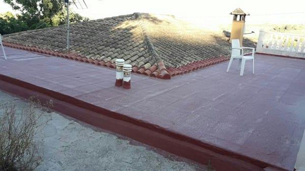 Como Impermeabilizar La Terraza Y Parte De Arriba De Mi Casa