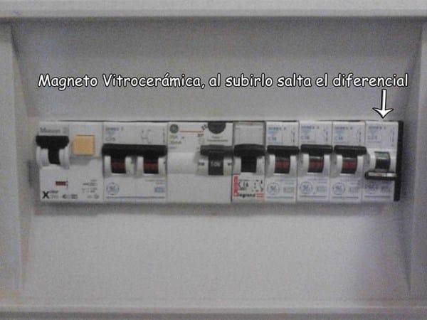 Diferencial salta incluso al desenchufar el aparato - Enchufes para hornos ...