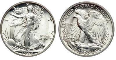 Mis Monedas De Liberty Son Half Dollar Y Son De 1917 1918