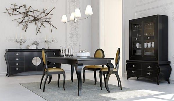Decorar comedor con muebles wengue   decoración   todoexpertos.com