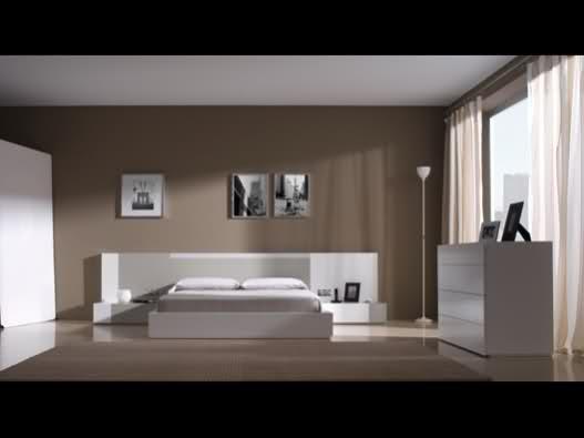 elegant el cristal queda bien con los muebles blancos pero si lo ponis en marrn oscuro en lugar de negro mejor with pintura habitacion matrimonio - Pintura Habitacion Matrimonio