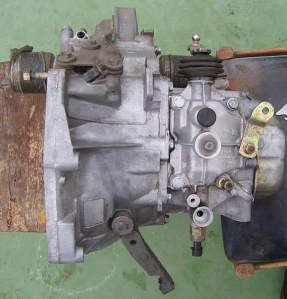 Caja Cambios Fiat Punto 75 Sx - Autom U00f3viles Y Veh U00edculos