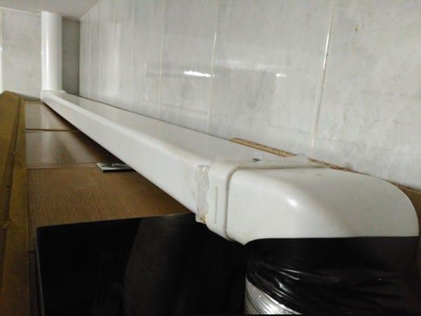 Que tubo pongo para reducir ruido de campana extractora - Instalacion campana extractora ...