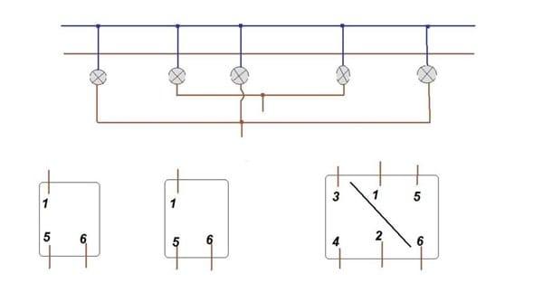 Es posible un circuito como esto electricidad del - Conmutador de luz ...