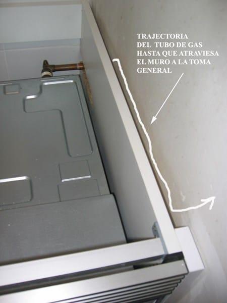 Instalacion De Horno Eleectrico Cocina Gas Natural