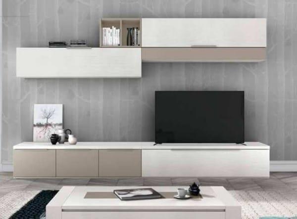 Qu color pongo a la decoraci n si los muebles son blanco - Muebles pintados en plata ...