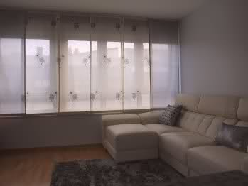 Cortinas en sal n comedor decoraci n for Cortinas en comedor