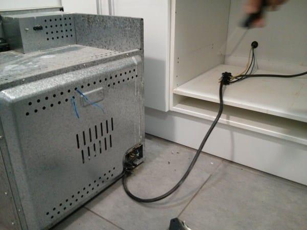 Cambio vitrocer mica pero y el horno electrodom sticos - Hornos con vitroceramica ...