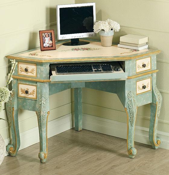 Mesa ordenado en el sal n decoraci n - Ordenador para salon ...