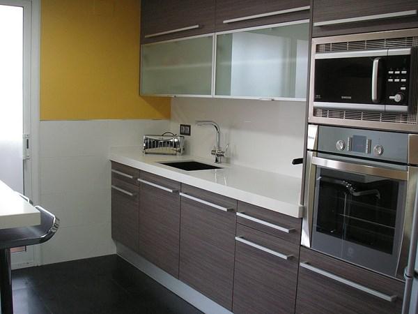 Muebles De Cocina Con Suelo Oscuro # azarak.com > Ideas Interesantes ...