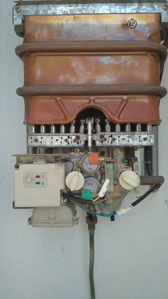 Calentador junkers de gas no enciende a veces - Calentador gas ciudad ...