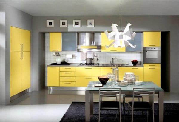 Color muebles de la cocina y pintura? - Decoración - Todoexpertos.com