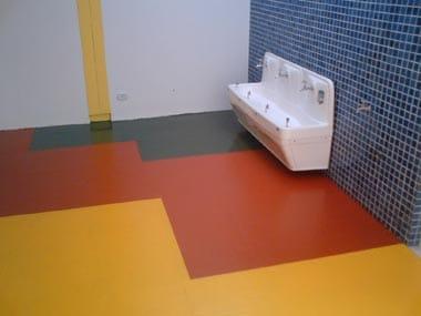 C mo poner pigmento o tinte para mi piso de cemento for Quiero pintar mi piso