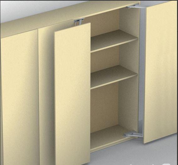 Construir un armario empotrado top armario empotrado - Bricomania armario empotrado ...