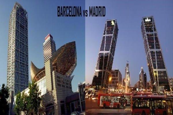 Que ser a m s caro vivir en barcelona o madrid ciudades - Mejor sitio para vivir en espana ...
