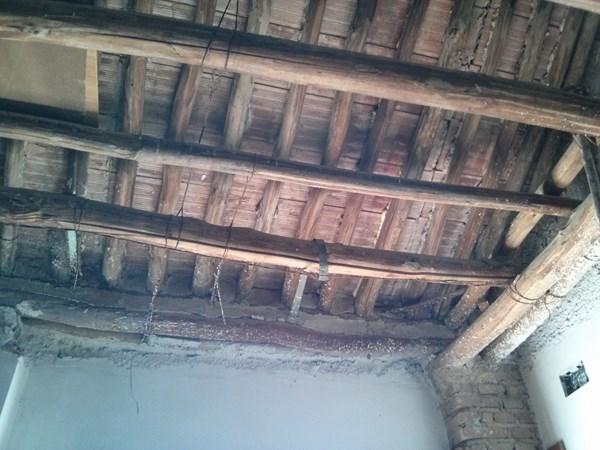 Cambiar vigas sin levantar tejado alba iler a - Cambiar suelo casa precio ...