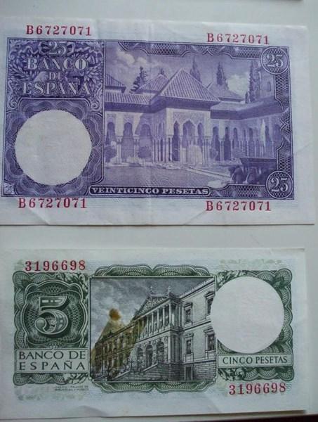 Billetes antiguos españoles - Coleccionismo - Todoexpertos com