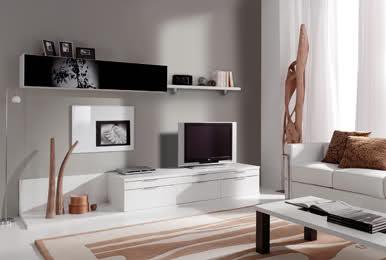 esta es la primera opcion te buscare vinilos para la pared del sofa - Colores Para Paredes Salon