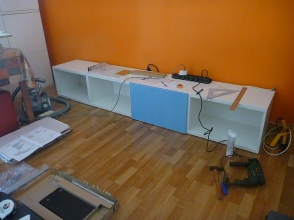 Que madera elegir para estructura de mueble tv carpinter a - Como hacer un mueble de salon ...
