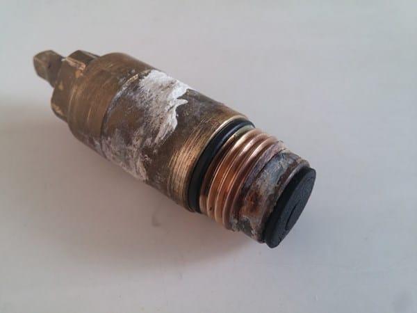 Cambio o arreglo de llave de paso fontaner a for Como desarmar una llave de ducha