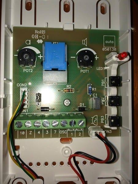 Instalacion de telefono compact analogico compatible for Telefonillo fermax esquema