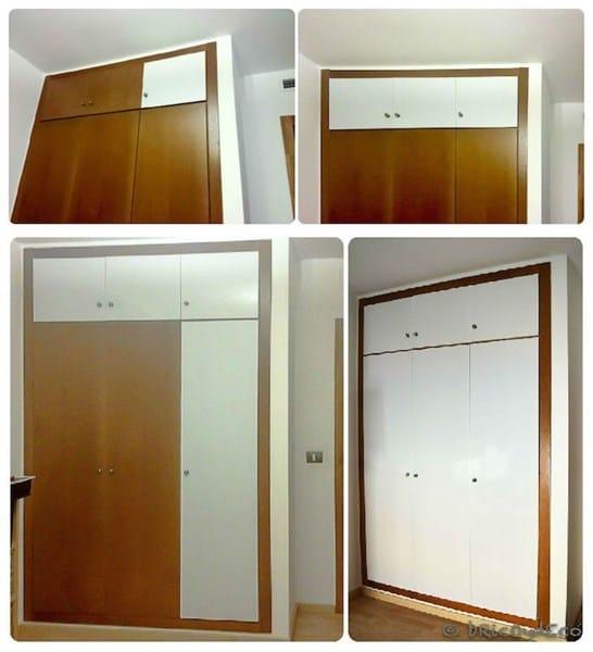 C mo tapar espejos de puertas de un espejo decoraci n - Vinilos decorativos para armarios ...