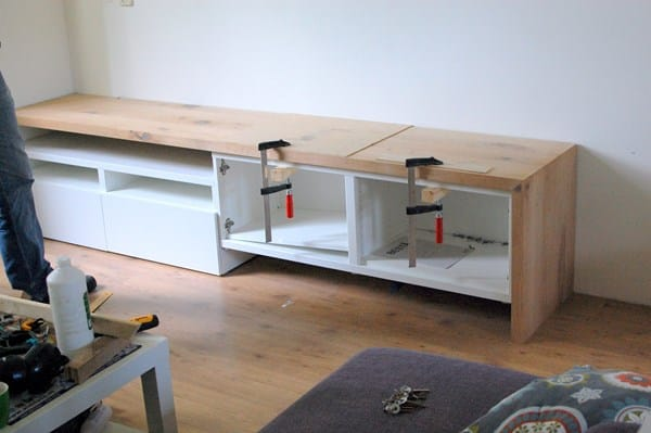 Que Madera Elegir Para Estructura De Mueble Tv